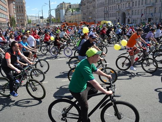 Велосипед москвичам не надоест!