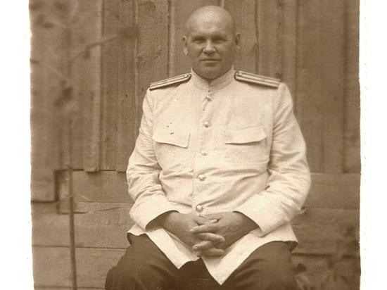 Незабытый герой Шеляпин: четверть века в милицейском строю