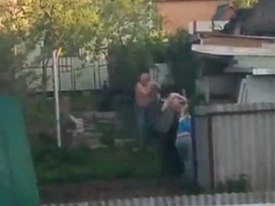 В Подмосковье дачника жестоко убили из-за свинарника