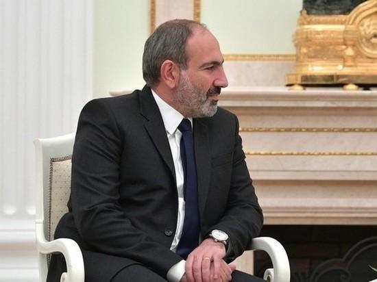 Пашинян: в Армении начинается второй этап революции