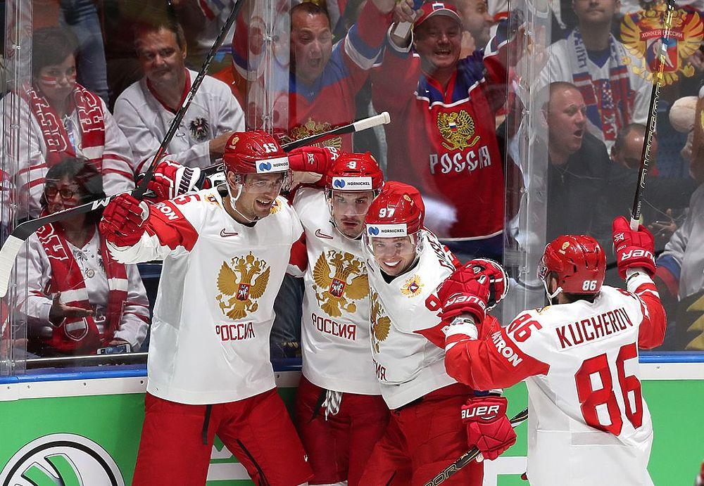 Дубль Кучерова приносит победу: как Россия обыграла Швейцарию