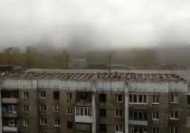 По Новокузнецку прошла угольная буря