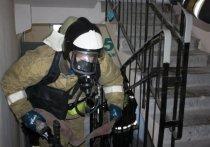 В Хакасии в пожаре погиб человек