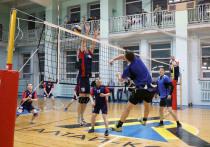 Алтай-Кокс провел волейбольный турнир