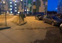 Мальчик на самокате попал под машину в Ноябрьске