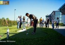 Калужане могут научиться играть в мини-гольф