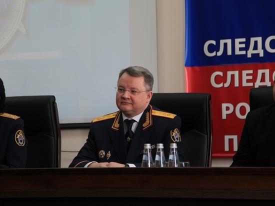 Бывший начальник омского следственного комитета стал министром