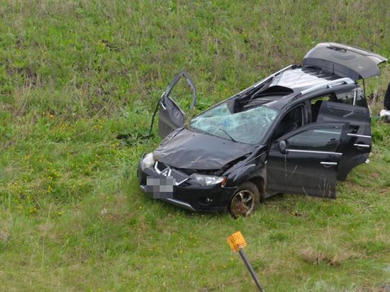 В Башкирии пьяная автоледи без прав погубила 32-летнего пассажира