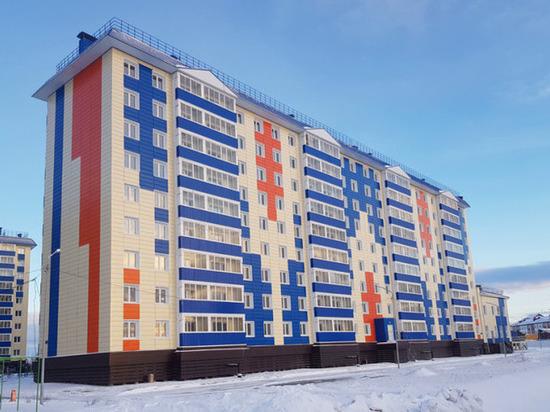 Почти 200 новых квартир получат жители поселка Пангоды