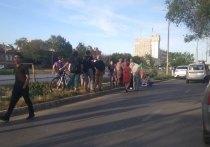 В Астрахани пьяная автоледи насмерть сбила пенсионерку на переходе