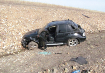 Сторож кафе угнал и разбил внедорожник BMW в Забайкальске