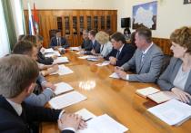 Андрей Клычков поинтересовался реализацией нацпроектов в регионе