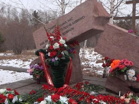 На стены памяти в Пивоварихе нанесут более 16 тысяч фамилий