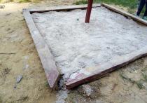 «Суровая» ставропольская песочница с цементом возмутила горожан