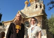 Из Иерусалима в Североморскую епархию передали мощи преподобномучениц