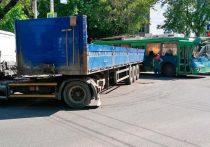 Троллейбусы четырех маршрутов встали в Калуге из-за ДТП