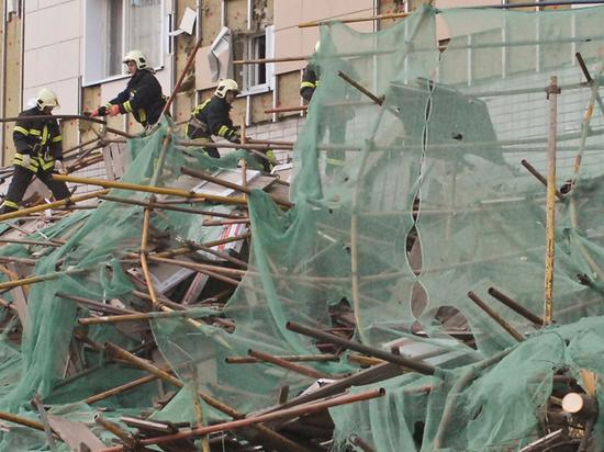 ЧП на стройплощадке в Москве: один рабочий скончался, двое госпитализированы