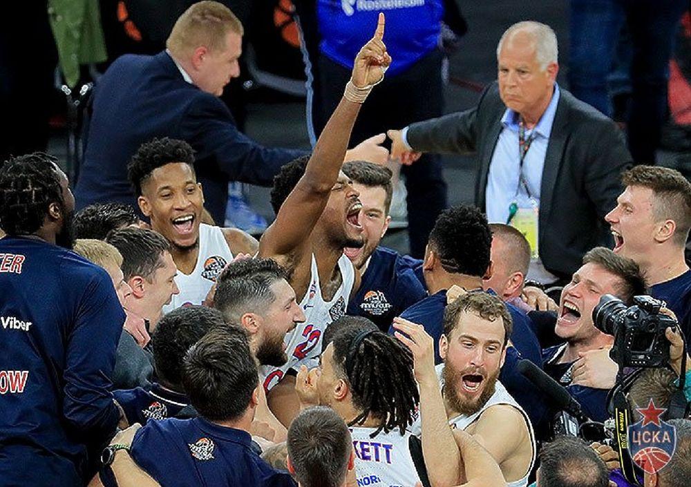 Три виктории в Витории: как ЦСКА выиграл баскетбольную Евролигу
