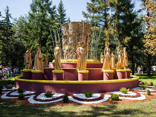 На омскую выставку «Флора» привезут китайскую оперу