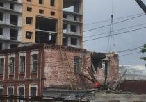 Прокуратура ускорила снос усадьбы купца Михайлова в Барнауле