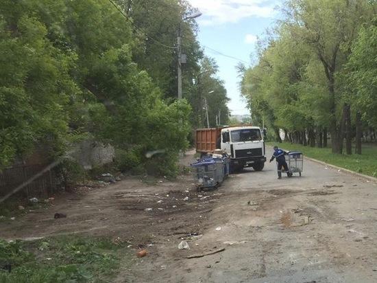 Губернатор лично осмотрел несанкционированные свалки в Ульяновске