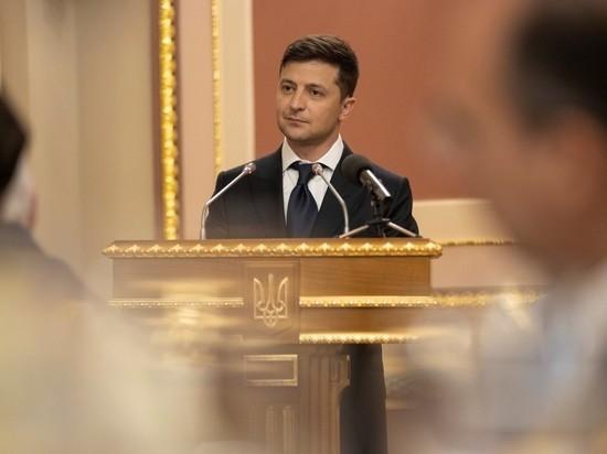Распустив Раду и правительство, Зеленский выступил как Ельцин