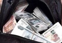 В Воронежской гостинице у москвича украли 9 миллионов рублей