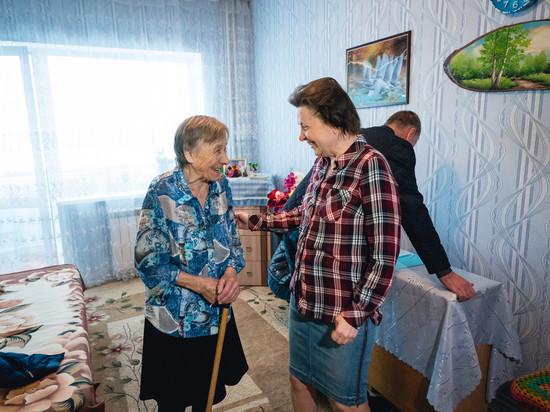 Наталья Комарова поблагодарила волонтеров за помощь в переходе на цифровое телевидение