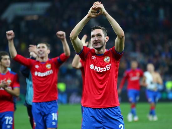 ЦСКА примет участие в футбольных еврокубках в 18-й раз подряд