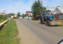 «Росводоканал Оренбург» наводит  порядок  после  ремонта коммуникаций