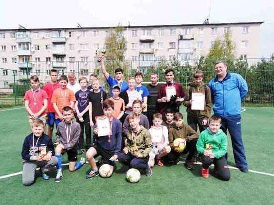 Кимрские футболисты приняли участие в «победных» турнирах