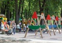 Андрей Журавлев проинспектировал благоустройство Рогожинского парка
