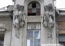 О саратовском памятнике архитектуры сообщили Путину