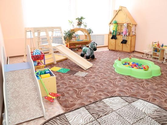 За год в Волгоградской области построят 11 детских садов