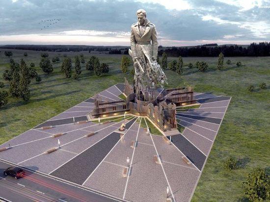На дорогу к Ржевскому мемориалу направят свыше 228 миллионов рублей
