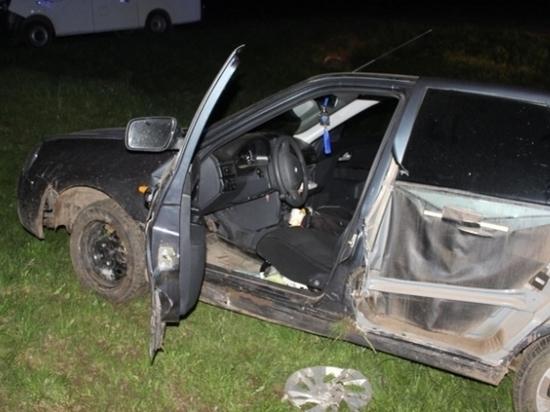 В Удмуртии пьяный 16-летний водитель стал причиной ДТП