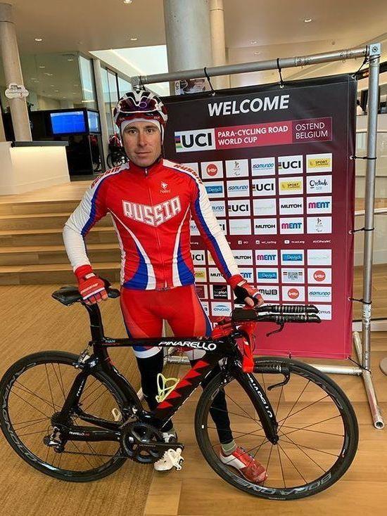 Паравелосипедист из Удмуртии лидирует после II этапа Кубка мира