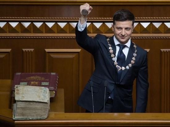 Зеленский дал знак Коломойскому, став президентом Украины