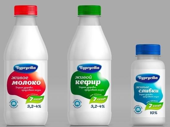 Калмыцкая молочка начинает завоевывать рынок