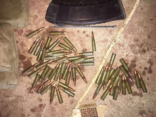 У жителя Иваново полиция изъяла наркотики и боеприпасы
