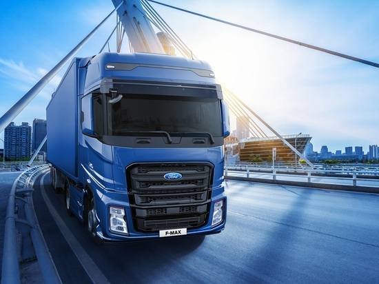 «Автотор» начал выпуск тягачей «Ford Trucks F-Max»