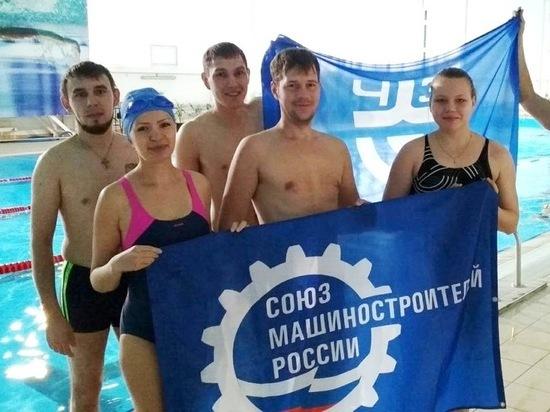 В Чебоксарах определились лучшие пловцы  «Тракторныхзаводов»