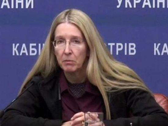 Глава Минздрава Украины покинула страну после инаугурации Зеленского