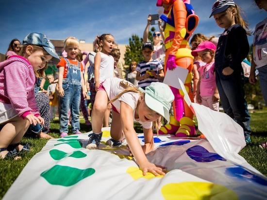 Водные бои, дискотеки, мастер-классы: юных калужан приглашают на детский фестиваль