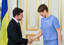 Зеленский встретился с главами Грузии и Эстонии