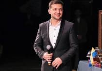 Зеленский оказался самым маленьким из президентов Украины