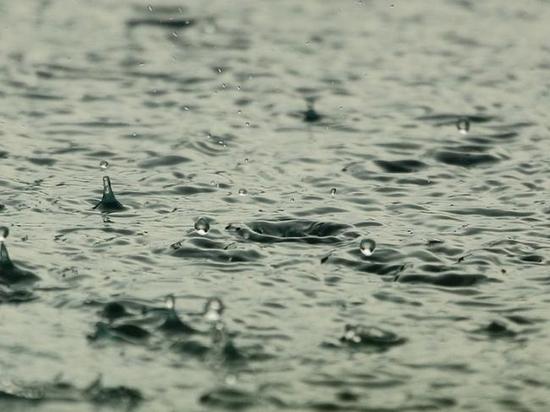 Дожди затопили некоторые районы Хабаровска