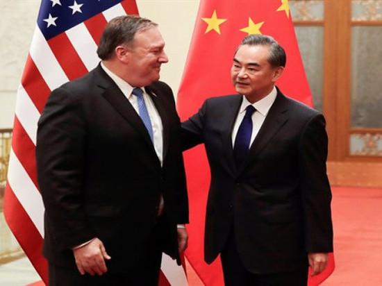 Китай потребовал от Вашингтона сдержанности в отношении Ирана