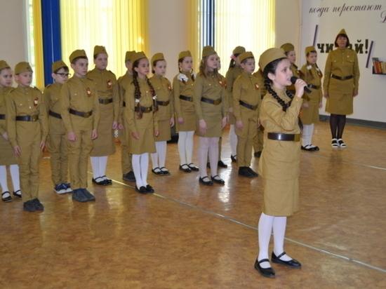 Юбилей ивановского поэта отметили в школе