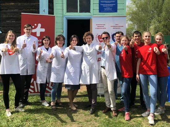 В Ивановской области стартовала акция «Добро в село»